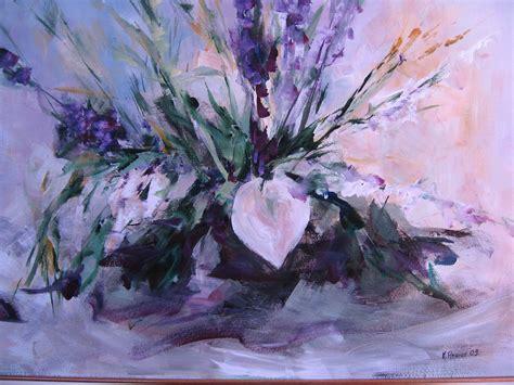 fiori pittura fiori marisa angius opera celeste network
