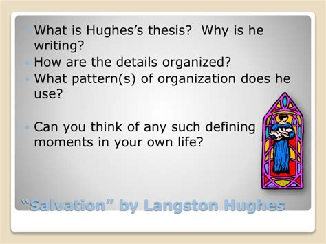 which pattern of organization does paine use in this excerpt ppt the confident writer powerpoint presentation id