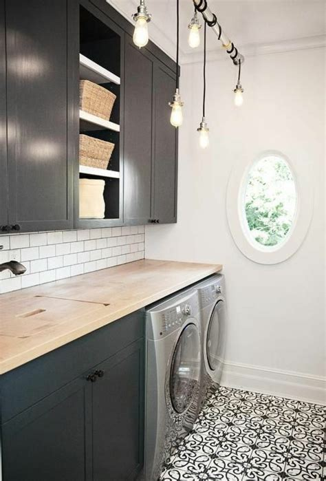 Idee Amenagement Buanderie by 1001 Id 233 Es Comment Am 233 Nager Sa Buanderie Fonctionnelle