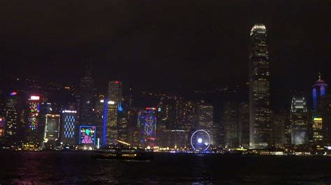 symphony of lights 2017 hong kong a symphony of lights 2017