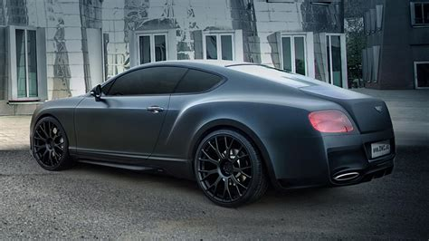 matte blue bentley bentley continental gt duro by dmctuningcult