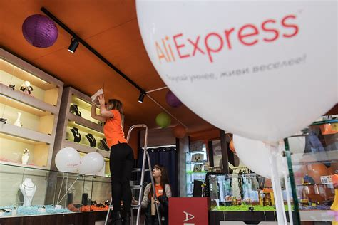 aliexpress russia aliexpress opens first standing showroom in moscow