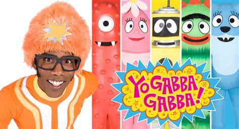 Gabba Gabba Gabba by Yo Gabba Gabba