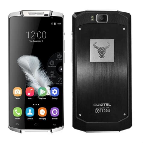 largest android phone oukitel k10000 smartphone housing world s largest battery is now available for 189 99 gadget