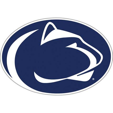 Penn State Nittany Lions Vinyl Magnet Set of 2