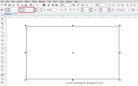 cara membuat kartu nama di open office tutorial membuat kartu nama di coreldraw x7 techsigntic