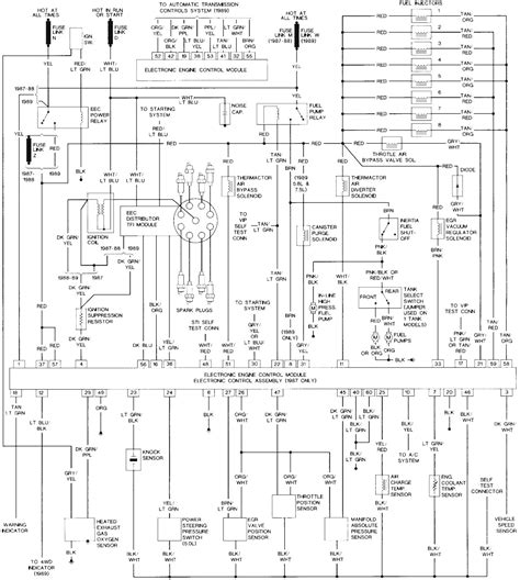 89 ford f150 radio wiring diagram wiring diagram with