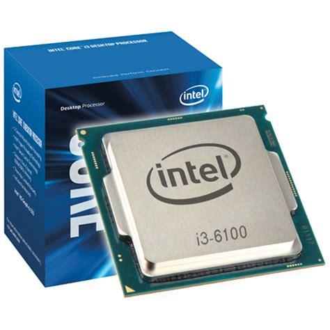 Intel I3 6100 3 7ghz intel i3 6100 3 7ghz skylake 1151