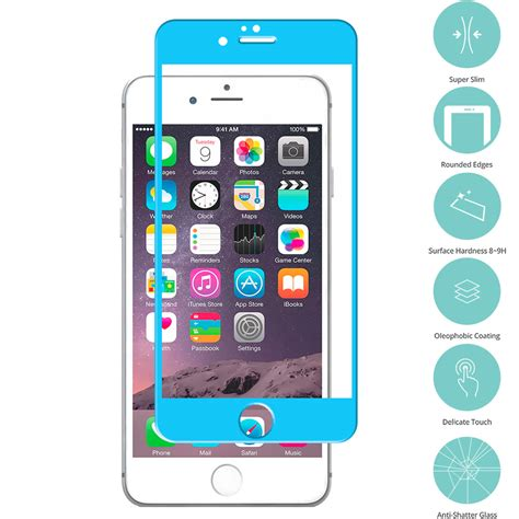 Lumee For Iphone 6 Plus Free Tempered Glass Premium for iphone 6 plus 6s plus tempered glass screen protector