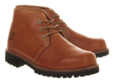 timberland rugged chukka timberland earthkeeper heritage rugged chukka in brown for lyst