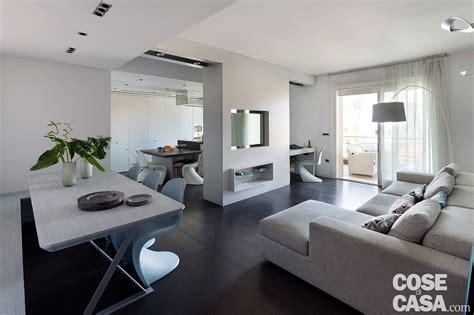 Progetto Casa 75 Mq by 75 Mq Una Casa Con Geometrie In Bianco E Nero Cose Di Casa