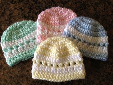 pattern crochet preemie hat crochet baby hats crochet babies pinterest crochet