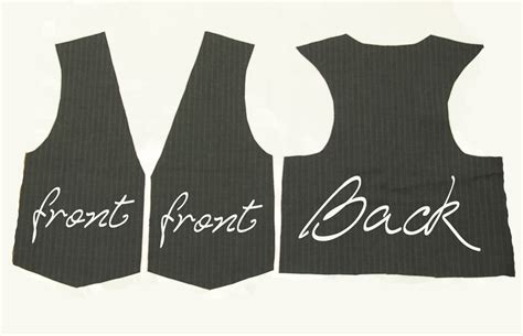 sewing pattern simple vest quot vest quot friends the girl vest shwin and shwin