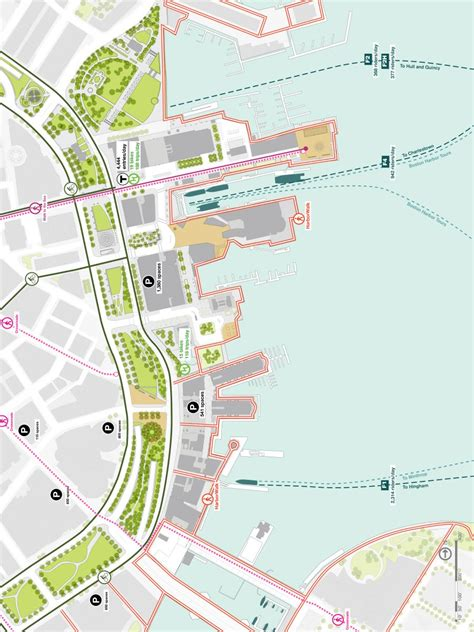downtown boston waterfront planning utile architecture