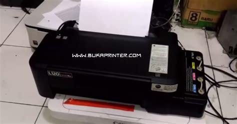 reset printer l120 tanpa software terbaru cara mengatasi printer epson l120 quot service