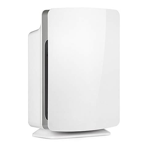 alen air purifier buy alen 174 breathesmart 174 hepa air purifier in white from bed bath beyond