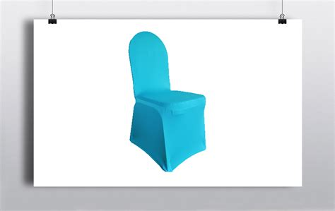 turquoise banquet chair covers spandex chair covers turquoise