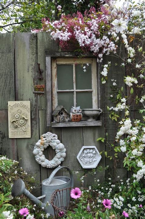 garden fence decoration ideas  designs