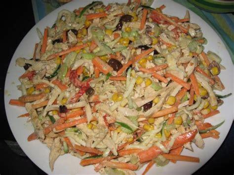 cucinare un secondo veloce l insalata di pollo un secondo fresco e veloce la ricetta