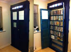 doctor who tardis bookshelf for sale