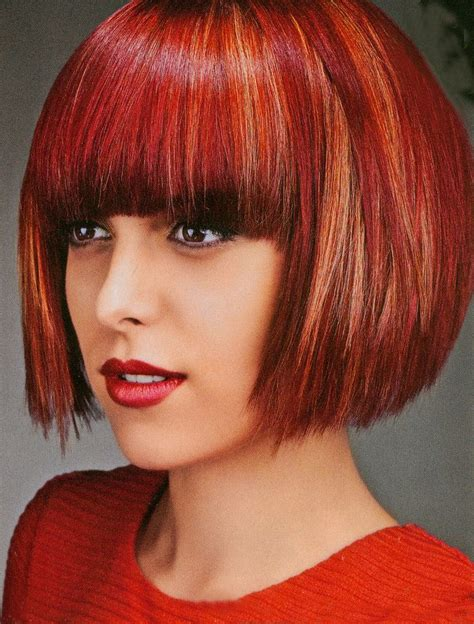 bob haircuts with blunt ends 647 best hair the bob images on pinterest bob cuts