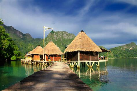 overwater bungalows bali indonesia 9 water villas in indonesia for a paradise getaway