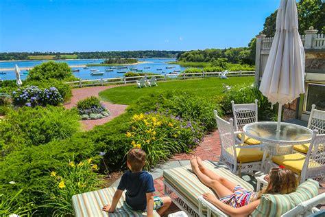 wequassett  cape  luxury resort  families