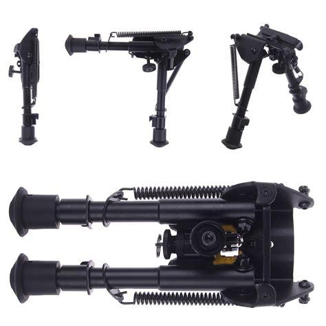 Bipod Jepit Senapan Airsoft Tactical 6 9 quot 9 13 quot adjustable bipod for tactical airsoft air rifle gun shooting ebay