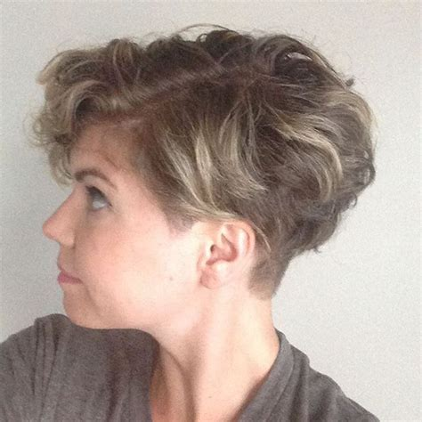 hairstyles for thick hair in summer undercut for summer thick hair curly hair short hair