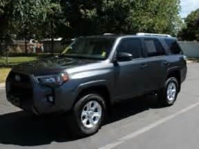 Toyota 4 Runners For Sale Suv Toyota 4runner Used Cars In Layton Mitula Cars