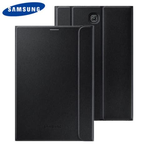 Samsung Original Black Book Cover For Tab S2 8 0 Inch official samsung galaxy tab s2 8 0 book cover black reviews