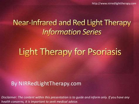 light therapy for psoriasis light therapy for psoriasis nirredlighttherapy com