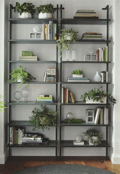 how to decorate a bookcase 25 best ideas about black bookcase on pinterest