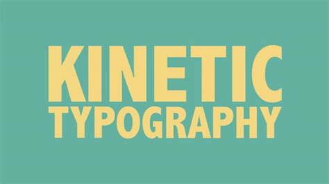 Typography Tutorial Vimeo | kinetic typography tutorial on vimeo