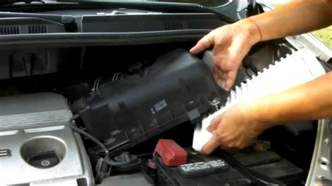 service manual how to replace air filter in a 2004 pontiac bonneville 2004 nissan 350 z 350z