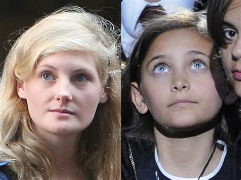 paris jackson is biological a feast for the eyes mark lester claims to be michael