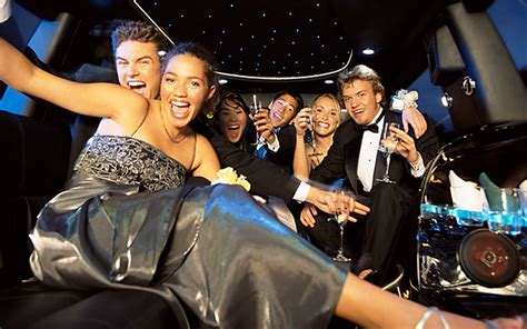 party bus prom occasions you can use a limo service