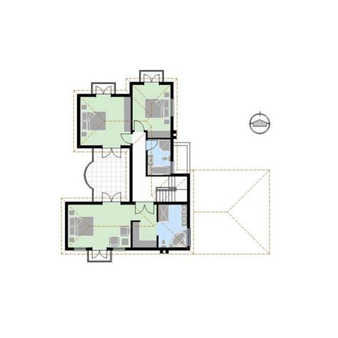 cad house plans cp0277 1 3s3b2g house floor plan pdf cad concept plans