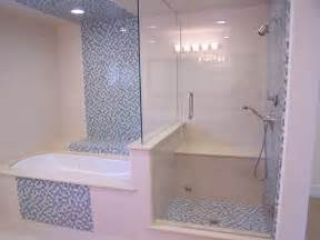 Bathroom Wall Design by Pink Bathroom Wall Tiles Design Great Home Interior