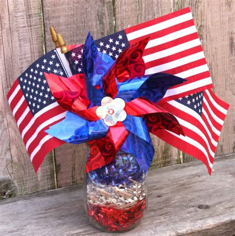 fourth of july centerpieces easy 4th of july centerpiece