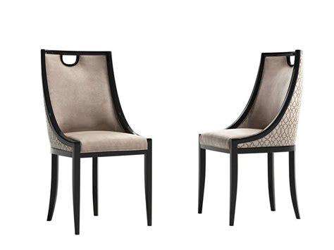 upholstered high  chair karab  capital collection