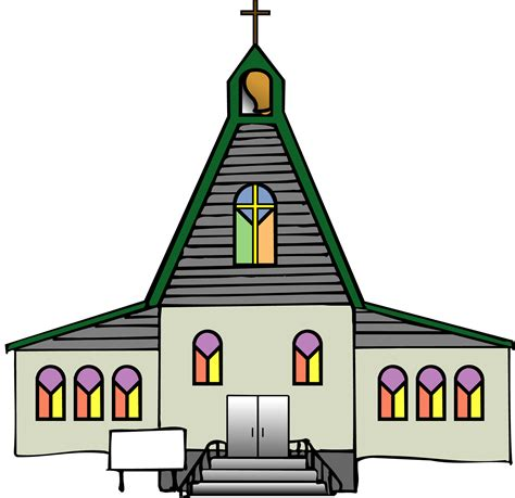 Wedding Chapel Clipart by Chapel Clipart Catholic Church Pencil And In Color