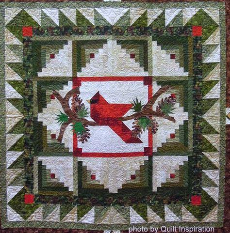 Log Cabin Quilts Bird In Pa by De 25 Bedste Id 233 Er Inden For Stjernequilt P 229