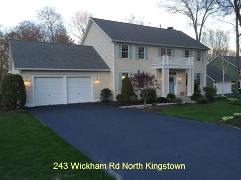 homes for sale wickford highlands kingstown ri