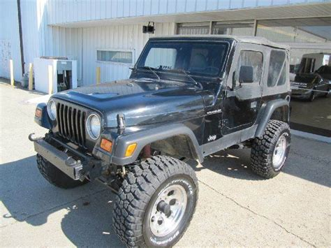 1997 Jeep Wrangler For Sale Used 1997 Jeep Wrangler For Sale