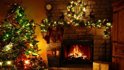 fuoco camino fuoco camino natalizio hd 5min