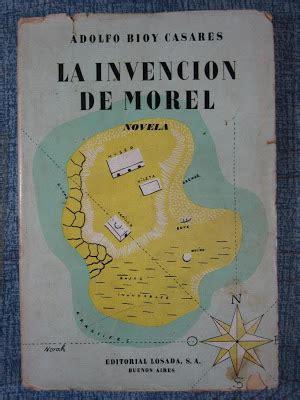 descargar libro e la invencion de morel the invention of morel en linea las mil notas y una nota bioy