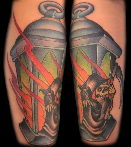 tattoo removal memphis cat tattoos evil lantern with reaper