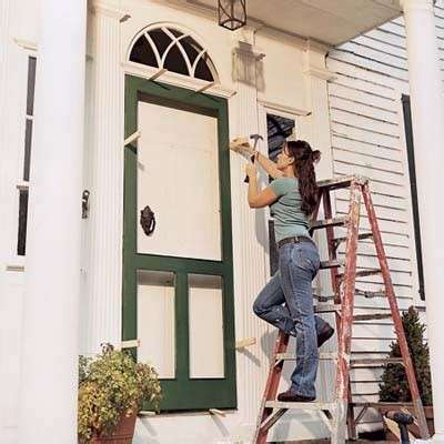 How To Build A Simple Screen Door by Build Wooden Build Wooden Screen Door Plans