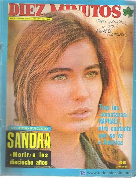 daniela astor y la portada de la revista diez minutos 17 09 1977 daniela astor y la caja negra